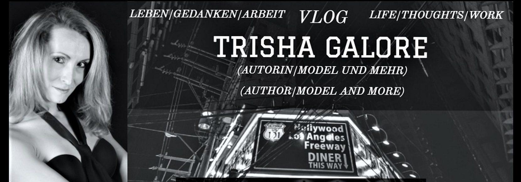 Offizielle Homepage der Autorin Trisha Galore (Patrizia Gruber)